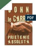 John Le Carre - Prietenie Absoluta (v1.0)