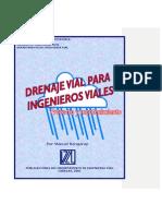 Drenaje vial para ingenieros viales proyecto y mantenimiento