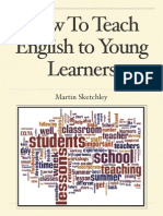 How To Teach English To Young Learners