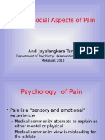 Psycho-Social Aspects of Pain-1