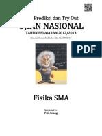 Prediksi UN Fisika SMA