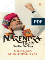 Narendra Modi the Man