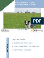 COMITE NACIONAL DE PELIGRO AVIARIO Y FAUNA 2011.pdf