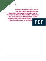 Didactica de Las Ciencias Naturales Ud1