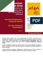2014 InformeEconomicACRA v15 COMPLET