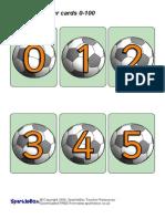 Nombor Bola 1-100