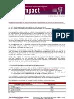 Werkgeversbijdragen en inhoudingen op brugpensioenen en pseudobrugpensioenen 01/2010
