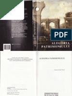 Alegoria Patrimoniului Libre