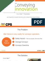 CPS Vayeron Smart-Idler - Case Study