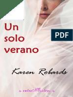 Un Solo Verano - Karen Robards