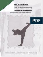 Kuroi Ryu Ninjutsu Book