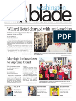 Washingtonblade.com, Volume 46, Issue 3, January 16, 2015