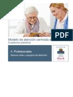 Cuaderno 4 - Profesionales