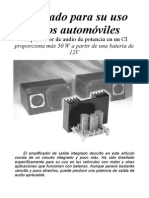 Amplificador Amplificador 55W A 12V_TDA1562q
