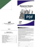 Manual Central porton electrico PPA