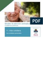 Cuaderno 11 - Vida Cotidiana Los Cuidados Personales