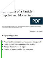 Chapter 4 Linear Impulse and Momentum