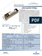 STRATOS SFP SPLC-20-2-2M-B-R6