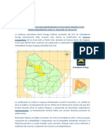 Comunicado de Prensa de Ancap anunciando la certificación