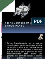 Financiamiento a Largo Plazo (1)
