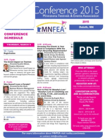 MNFEA Conference Flyer 011415