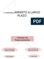 Financiamiento a Largo Plazo2