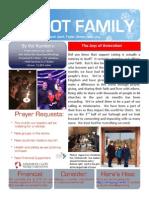 Jan 2015 Newsletter