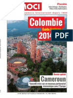 Colombie Guide business 2014