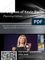 Six Degrees of Kevin Bacon Planning Edition