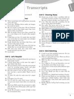 ListeningPracticeThroughDictation 1 Transcripts