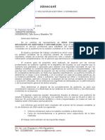 cartaauditoria-130124155321-phpapp01