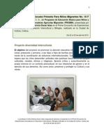 Proyecto Diversidad Cultural  Escuela Primaria Para Niños Migrantes No 10 El Vizcaíno,  BCS.pdf