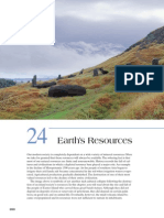 Chapter 24 - Earth Resources