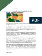 2Géopolitique de La Guerre Contre La Syrie Et Daesh