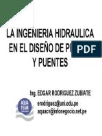 Hidraulica en Presas y Puentes