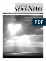 Province News Notes January 2015