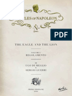 Battle of Napoleon - The Eagle and the Lion Regolamento