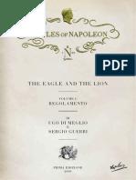 Battle of Napoleon - The Eagle and the Lion Regolamento