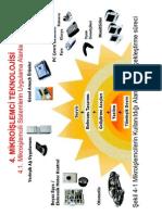 4.Mikroişlemci Teknolojisi