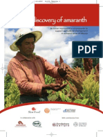 The Rediscovery of Amaranth