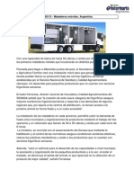 Mataderos Moviles Revista Veterinaria Argentina