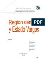 Monografia Region Central-resta 240 Bs.