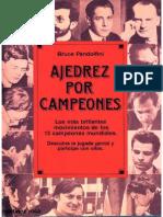 Ajedrez Por Campeones Bruce Pandolfini
