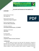 aplicação de quitosana no tratamento de chorume