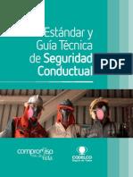 Estandar y Guia Tecnica de Seguridad Conductual-libre