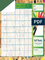 Homework Chart 004