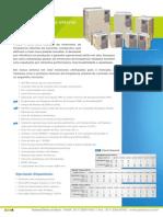 Catálogo V1000 Inversor Vetorial Compacto de Uso Geral
