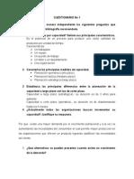 Cuestionario Produccion II