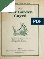 War Garden Guy Ed