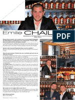 Interview Emile Chaillot - Crush Magazine - Victoria 1836